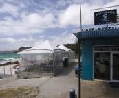 Jolly Roger's Kiosk at Boat Harbour Beach