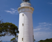 The lighthouse at Table Cape