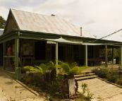 The Tarkine Hotel in Corinna