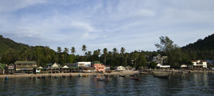 Mae Haad Village