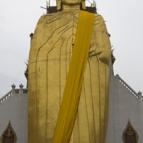 The Standing Buddha at Wat Indraviharn
