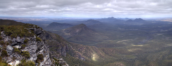 The Stirling Range