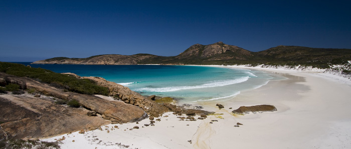 Thistle Cove in Le Grand National Park