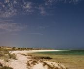 South Mandu beach and snorkeling site