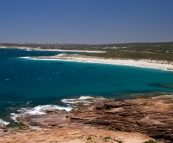 View from Red Bluff in Kalbarri National Park
