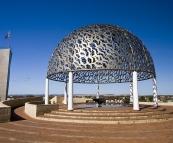 Memorial to the HMAS Sydney in Geraldton