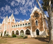 The monasteries of New Norcia