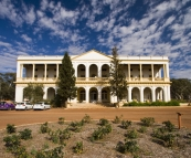 The New Norcia Hotel