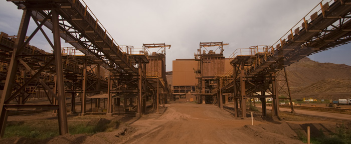 Tom Price mine