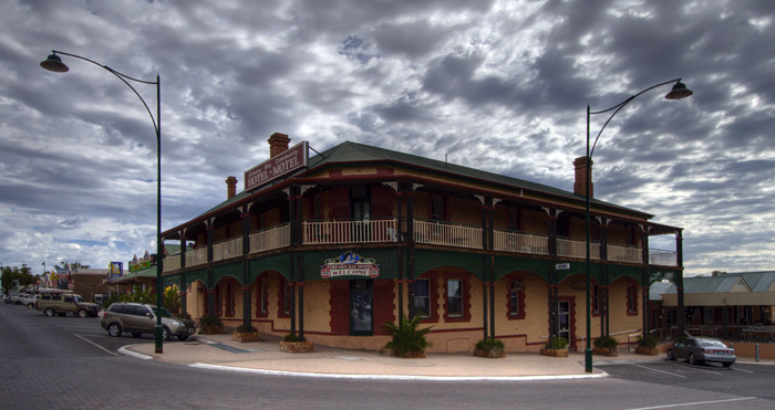 The Streaky Bay Hotel