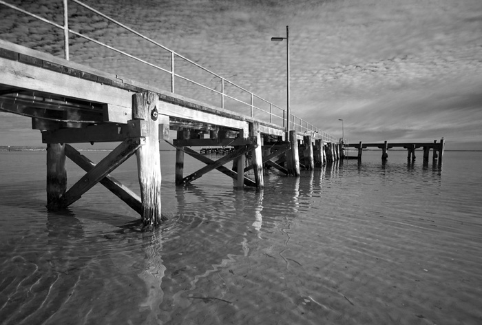 The Venus Bay jetty