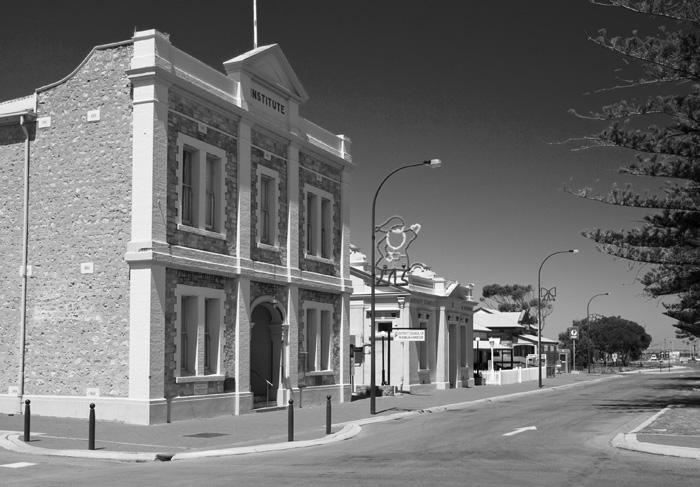 Cowell\'s main street