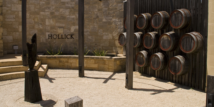 Hollick Winery
