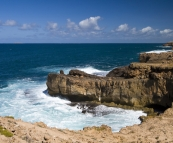 The Blowholes near Streaky Bay