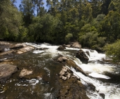 The Cascades in Gloucester National Park