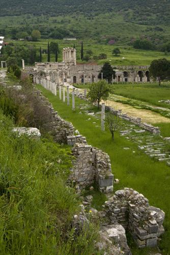Ephesus\' agora (market)