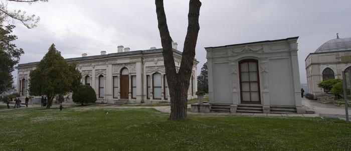 Mecidiye Kosku in Topkapi Palace