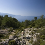 Our first attempt at the Lycian Way (the wrong way!)