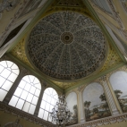 Inside the harem at Topkapi Palace