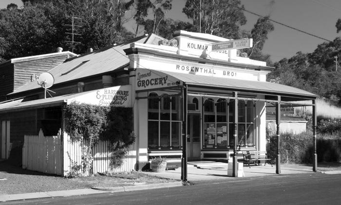 Harrow\'s general store