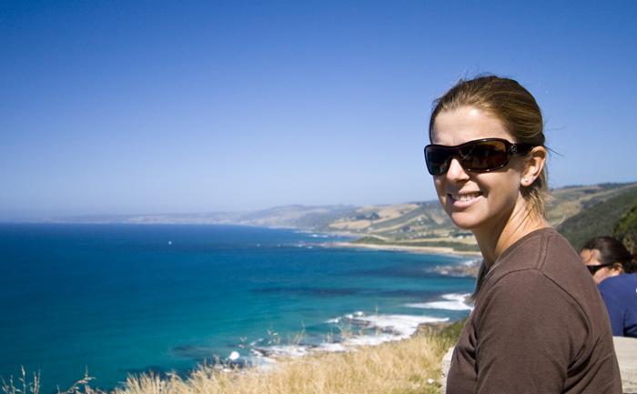 Lisa at Cape Patton