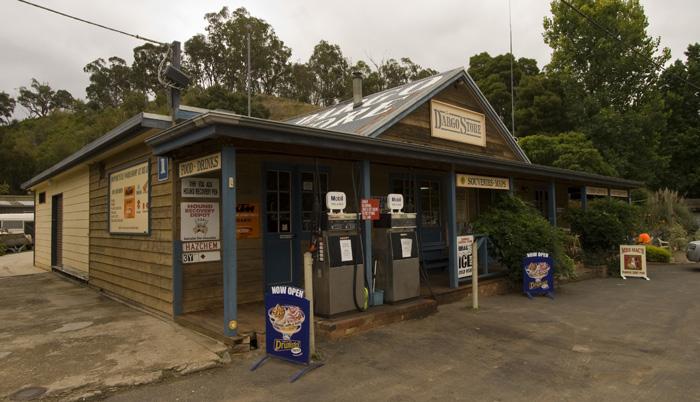 The quaint Dargo General Store
