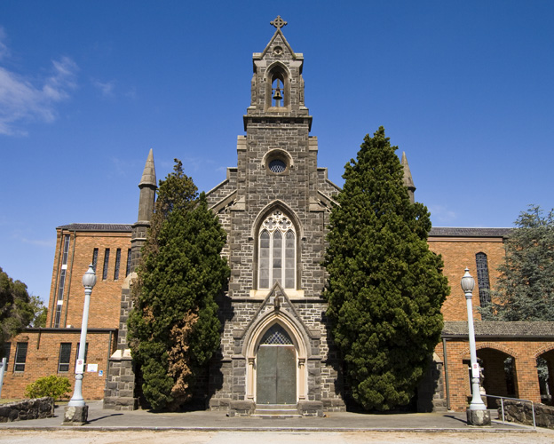 Saint Andrew\'s Church in Brighton