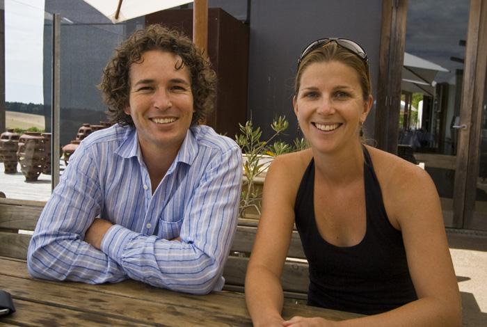Simon and Lisa
