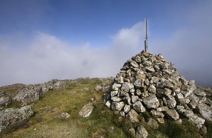 Mount Loch summit