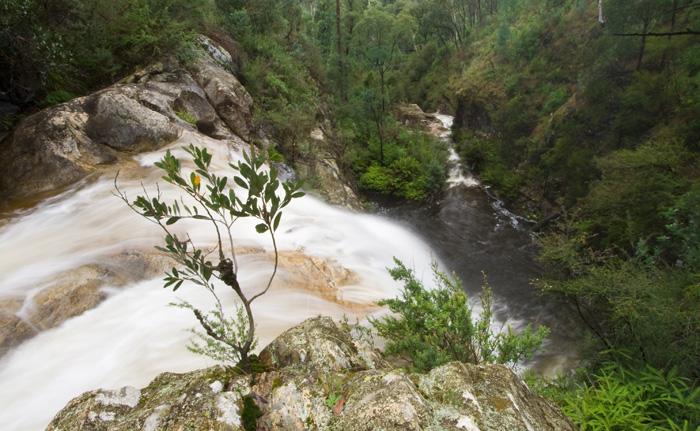 Upper Rollasons Falls