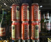 The first time we've ever seen Tecate in Australia!