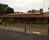 The Albion Hotel in Swifts Creek