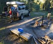 Camping at Granya State Park