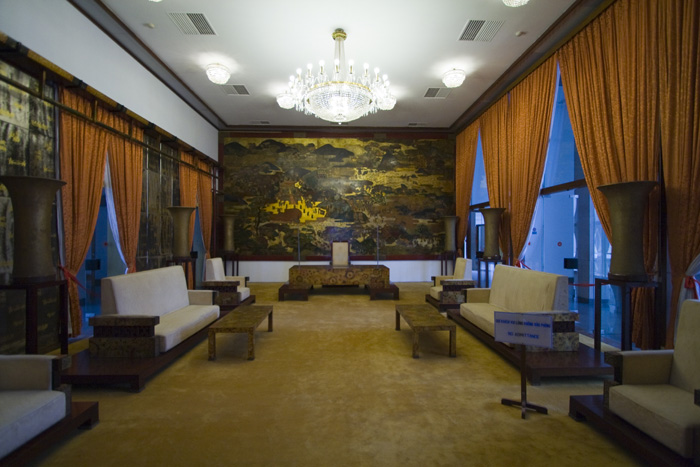 The Reunification Palace