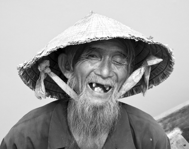 A local Hoi An fisherman