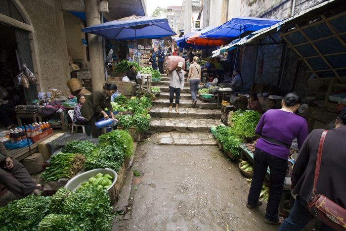 The Sapa markets