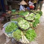 The Hoi An central market