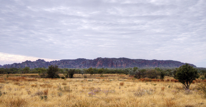 The Bungle Bungle Range as we were leaving Purnululu National Park