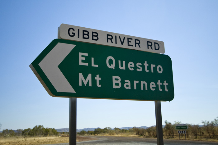 The Gibb River Road begins!