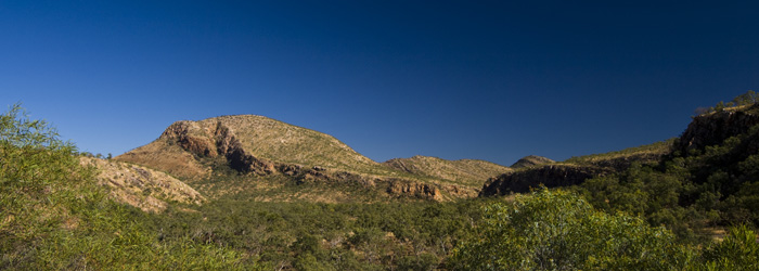 The King Leopold Ranges along the Gibb River Road