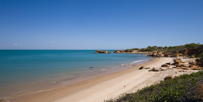 Entrance Point by the Port of Broome