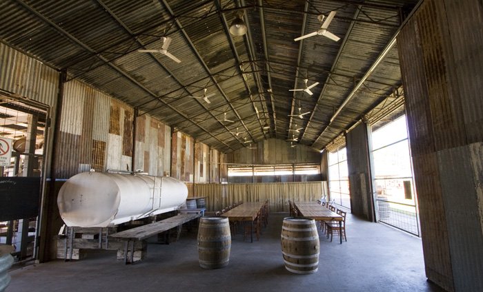 Hoochery Distillery north of Kununurra