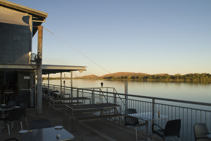 Sam\'s birthday dinner at The Pump House in Kununurra