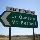 The Gibb River Road begins!