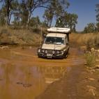 One of the creek crossings on the road to Kalumburu