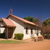 The Kalmuburu Mission church