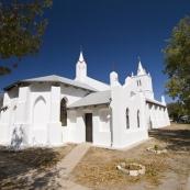The church at Beagle Bay
