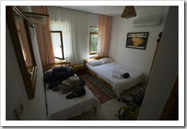 Our room at Ferah Pansiyon
