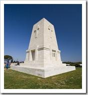 The memorial at Lone Pine