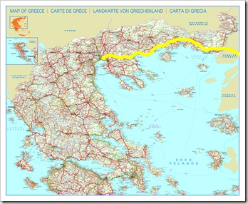 Greece (North) Route